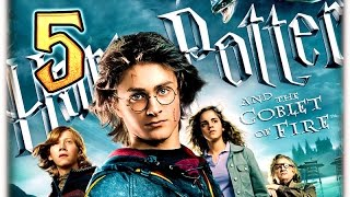Harry Potter and the Goblet of Fire Walkthrough Part 5 (PS2, GCN, XBOX, PSP)