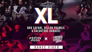Bro Safari, Dillon Francis & Salvatore Ganacci - XL ( Dance Choreography ) Pedjay Dizon X D'Caution Video