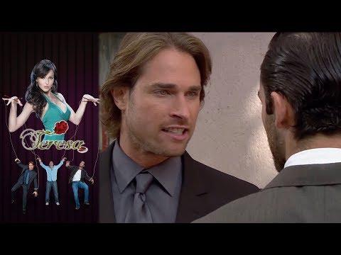 ¡Arturo se entera que Teresa y Mariano se iban a casar! | Teresa - Televisa