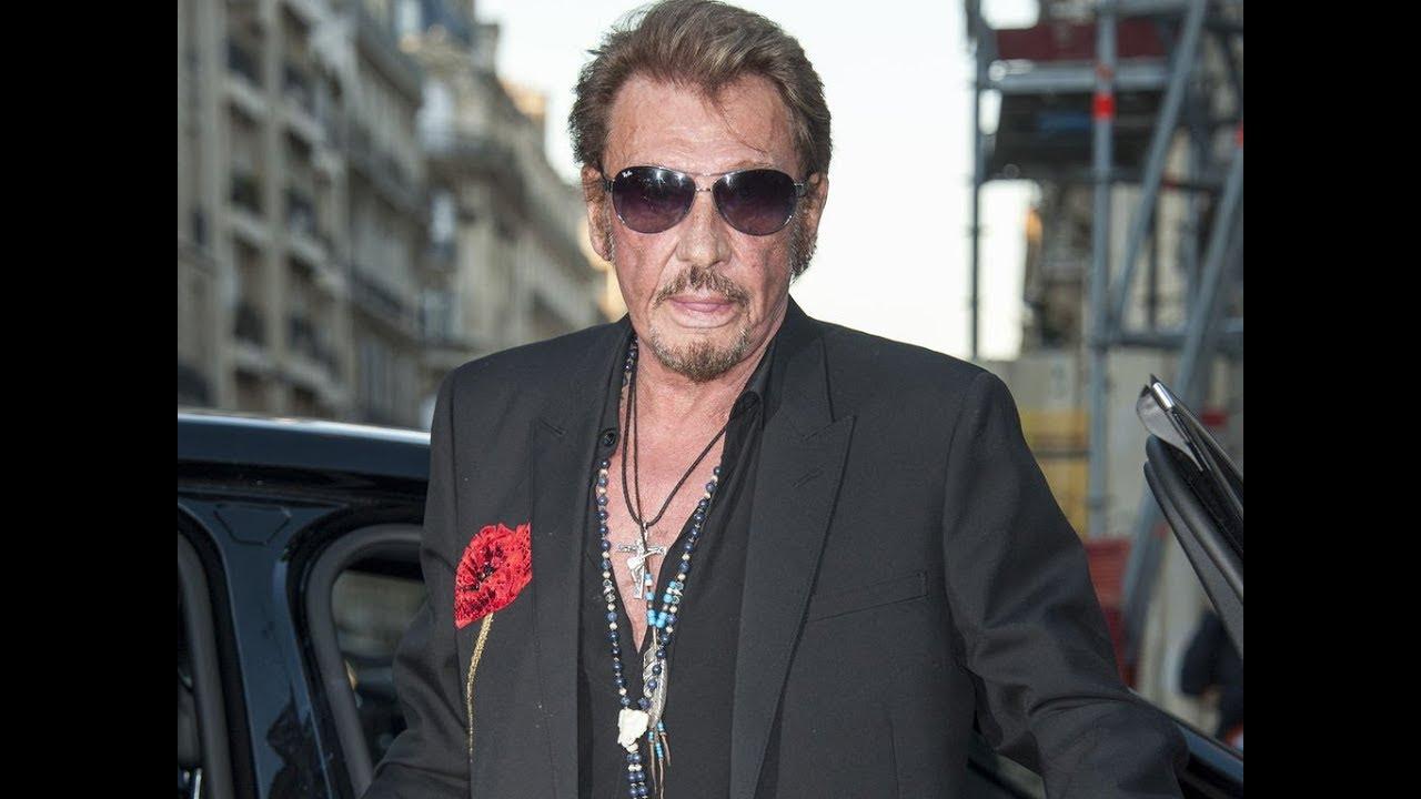 Johnny Hallyday Age >> Johnny Hallyday Recule L Age De La Retraite Je Serai Triste A