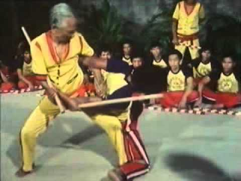 """""""The Way of the Warrior: Eskrima, the Filipino Way"""" (Entire Video)"""