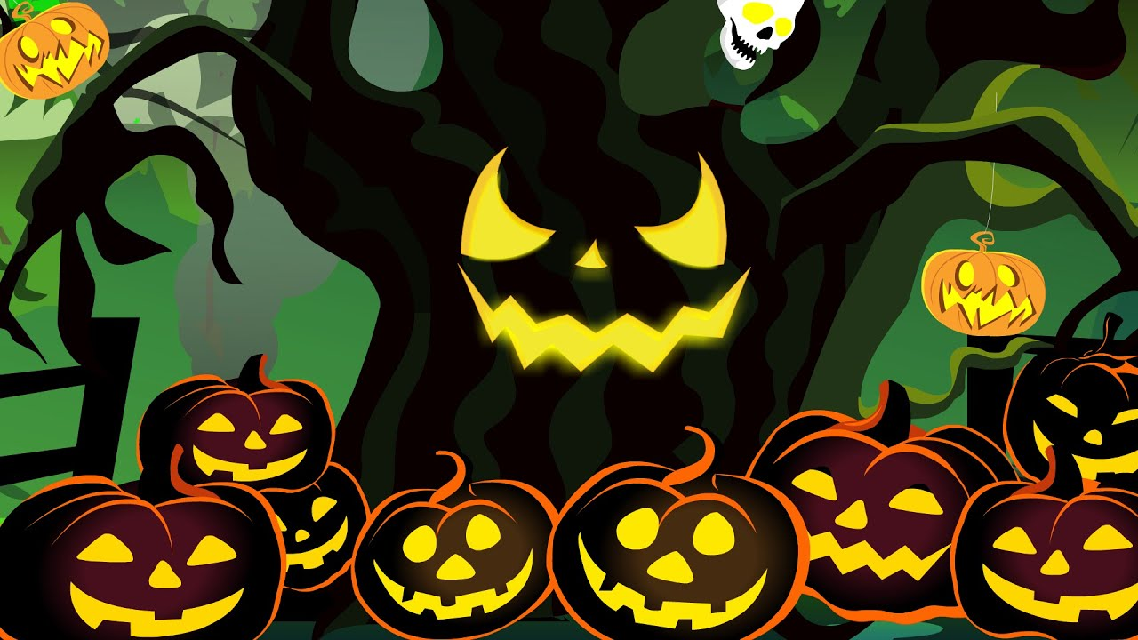 halloween tree original songs scary nursery rhymes kids