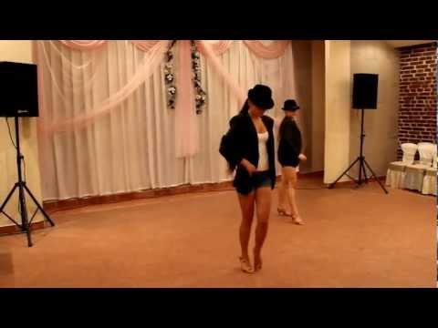 Latin American dance, cha cha cha samba, jive) choreographer Yuri Kosovych