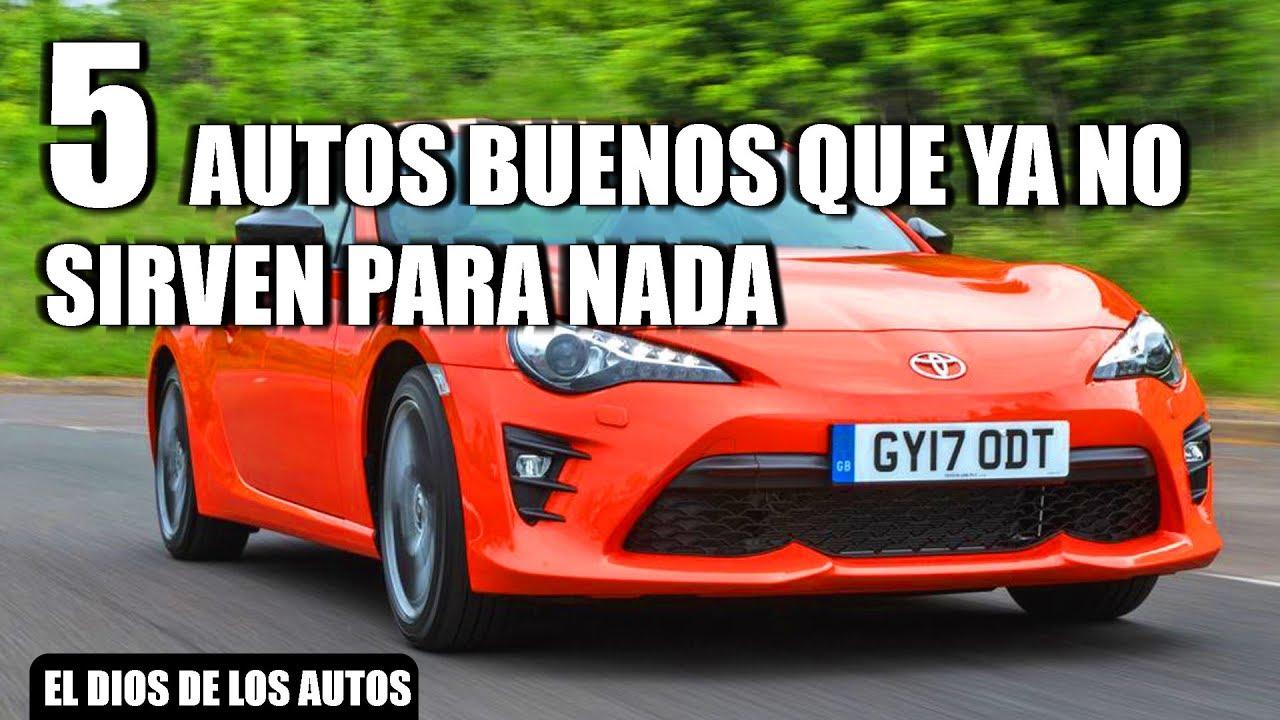 Download 5 AUTOS BUENOS QUE YA NO SIRVEN PARA NADA