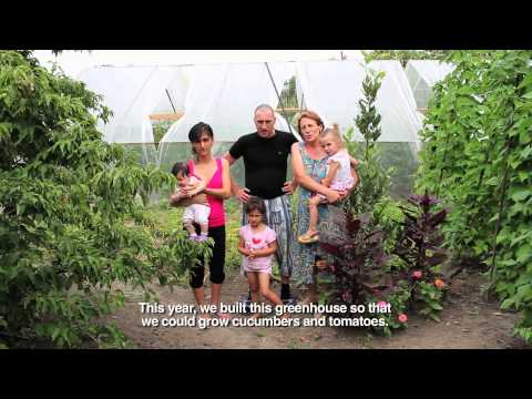 Bring Sustainable Farming to Armenia
