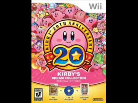 kirbys dream collection special edition ntsc wii iso