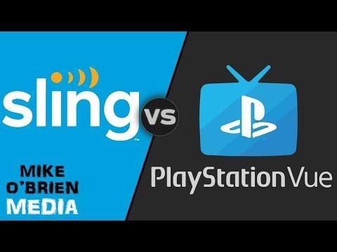 Playstation VUE vs