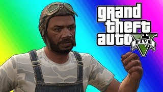 GTA 5 Online Missions Hillbilly Assassins Funny Moments  Fails
