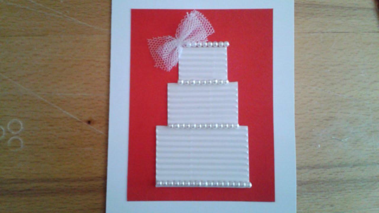 Handmade Wedding Congratulations Cards Ideas Invitationjadi Co