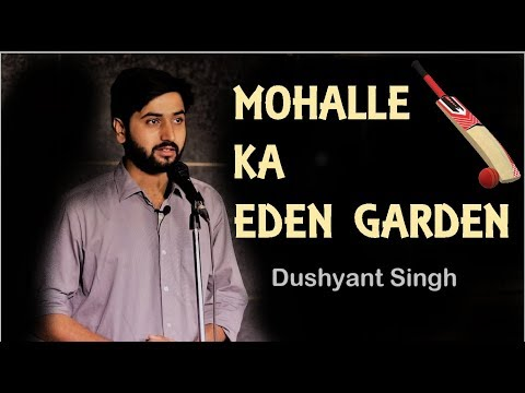 Mohalle Ka Eden Gardens - Dushyant Singh | Friendship Day Special | Hindi Storytelling