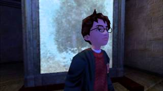 Harry Potter And The Philosopher's Stone - Sneak Down From The Tower - Part 1/2 - (pc)