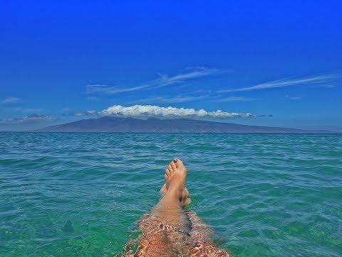 Maui, Part 1:  Arrival, In Kahana, And A Nice Little Beach