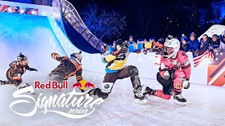 Crashed Ice St. Paul 2017 FULL TV EPISODE | Red Bull Signature Series