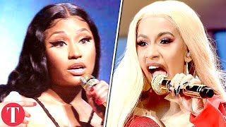 The Truth Behind Nicki Minaj And Cardi B Feud