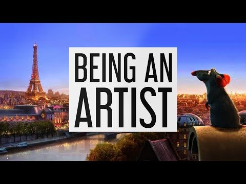 What Ratatouille And Monsters University Taught Me About Being An Artist