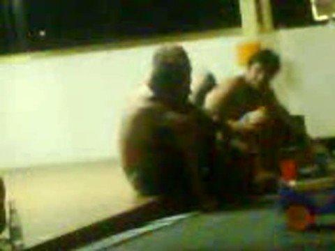 Gente Borracha en Taguao