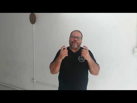 "Mestre Paulo Albuquerque explica o que é ""Pensamento Kombato"""