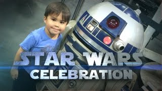 AMK Visits The Star Wars Celebration