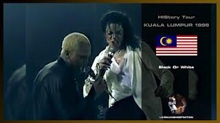 Michael Jackson - Black Or White - Live Kuala Lumpur 1996 - HD