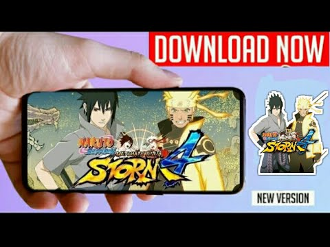 Download Ultimate Naruto Ninja Storm 4 For Android Free