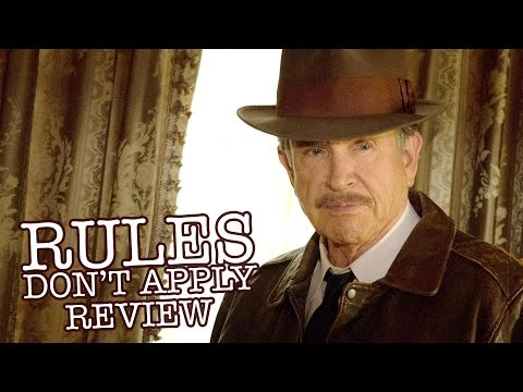 Rules Don't Apply Review - Lily Collins, Alden Ehrenreich, Warren Beatty