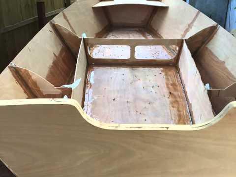 Poolesville skiff build