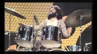 CANNED HEAT LIVE AT MONTREUX 1973  - Fito De La Parra drum solo