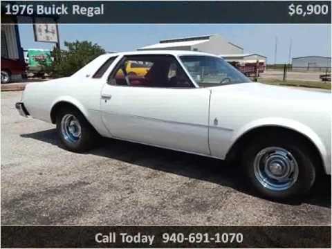 1976 buick regal used cars wichita falls tx youtube. Black Bedroom Furniture Sets. Home Design Ideas