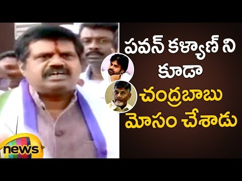 Avanthi Srinivas Supports Pawan Kalyan And Janasena Party | AP Elections 2019 | Mango News
