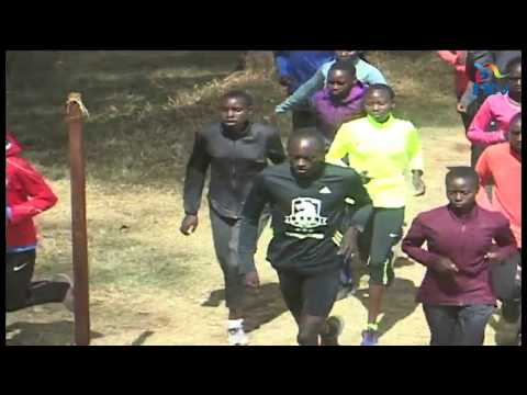 Kenya national cross country team intensifies training in Kigari, Embu