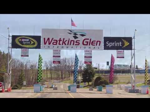 History of Racing in Watkins Glen, NY
