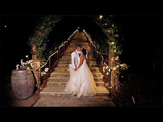 April & Garfield's Wedding Teaser   Nella Terra Cellars in Sunol, CA