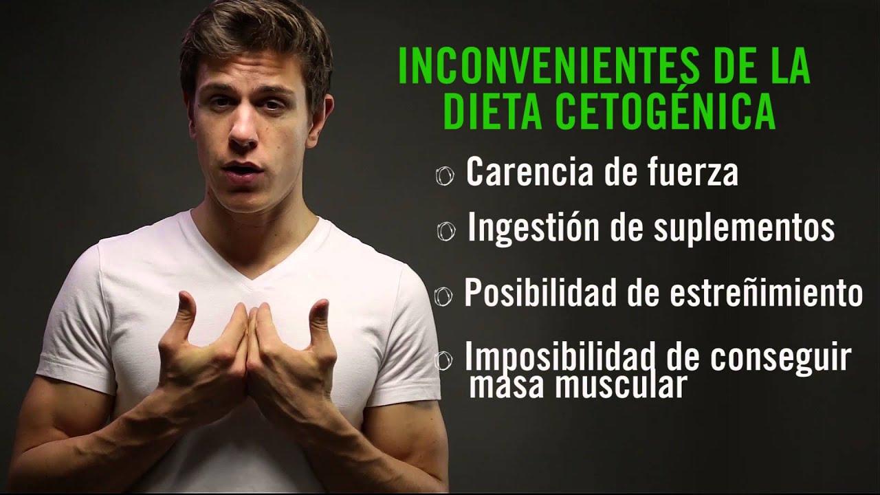 ¿cuáles son los inconvenientes de la dieta cetosis?