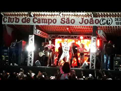 Lambasaia no Clube de Campo São João