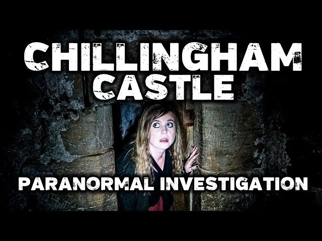 Chillingham Castle Paranormal Investigation Overnight