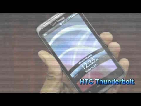 Top 5 Android Phone Review 2011
