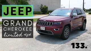 2019 Jeep Grand Cherokee Limited 4x4 // Detailed review and test drive