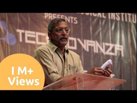 Padma Shri Nana Patekar at VJTI Technovanza Official Video