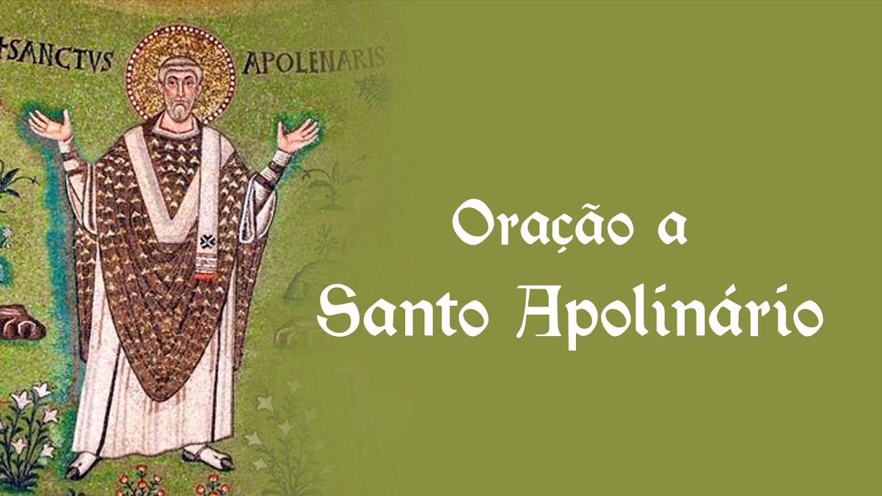 Oração a Santo Apolinário - 5 de agosto