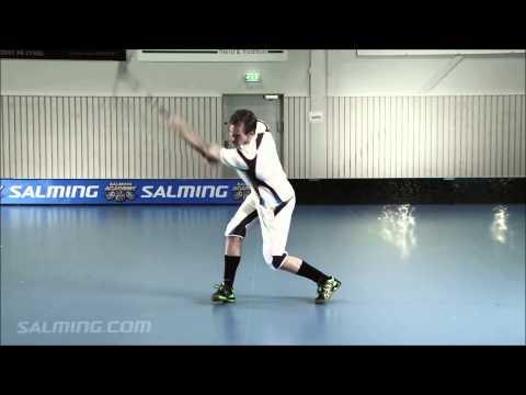 Floorball Shooting Technics