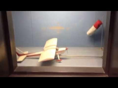 Wind tunnel : Lift Test