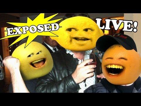 Daneboe Live #3: Annoying Orange Crew!