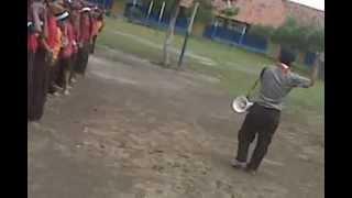 GAMES PERMAINAN dalam acara LDK SMP N 4 PETARUKAN 2013 (sn4pan)