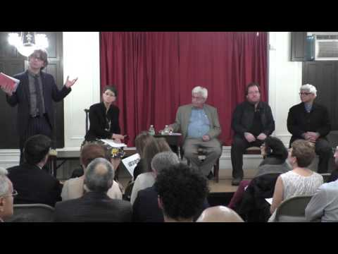 Amitav Ghosh, Elias Khoury, and Sinan Antoon
