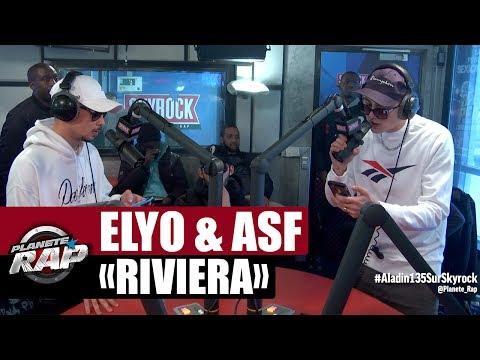 """[Exclu] Elyo & ASF """"Riviera"""" en live #PlanèteRap"""
