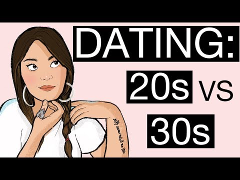 dating for over 30s