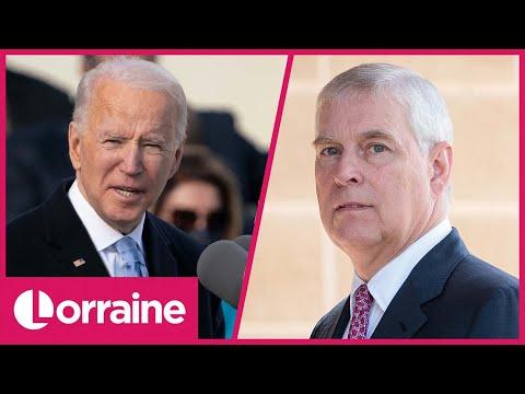 Can President Biden Force Prince Andrew to Talk to the FBI Regarding Epstein?   Lorraine