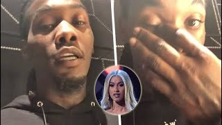 Offset SENDS Cardi B A Message For Leaving Him, Cardi B RESPONDS (WOW)