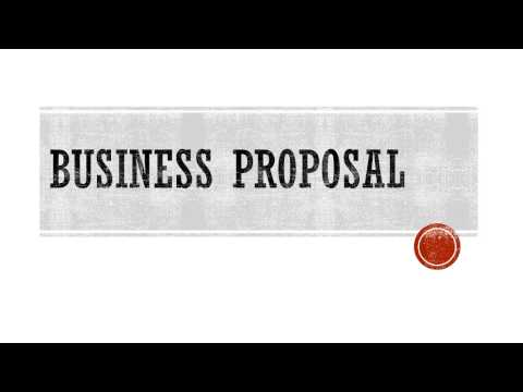 Business Proposal   Discovering Demand Management