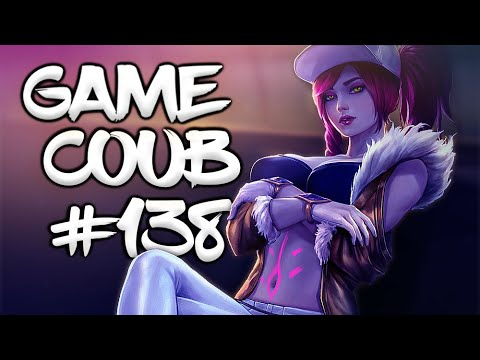 🔥 Game Coub #138   Best video game moments